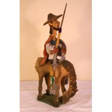 Don Quixote - Terracotta